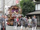 井戸川町の山車