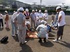 2009防災訓練(東小)